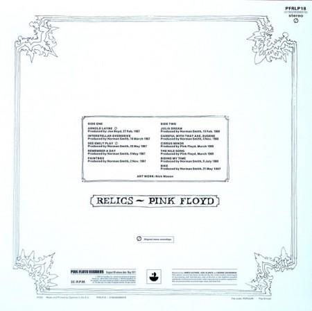 Pink Floyd – албум Relics
