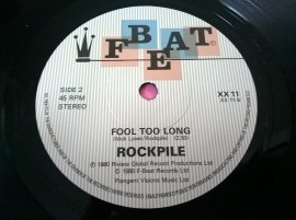 Rockpile – сингъл Teacher Teacher