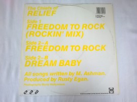 The Chiefs Of Relief ‎– сингъл Freedom To Rock