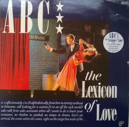 ABC ‎– албум The Lexicon Of Love изображения