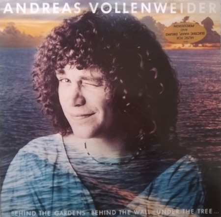 Andreas Vollenweider – албум ...Behind The Gardens - Behind The Wall - Under The Tree...