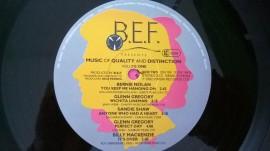 B.E.F. – албум Music Of Quality And Distinction Volume One