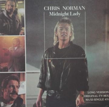 Chris Norman – сингъл Midnight Lady (Long Version)