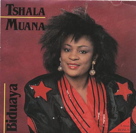 Tshala Muana – албум Biduaya