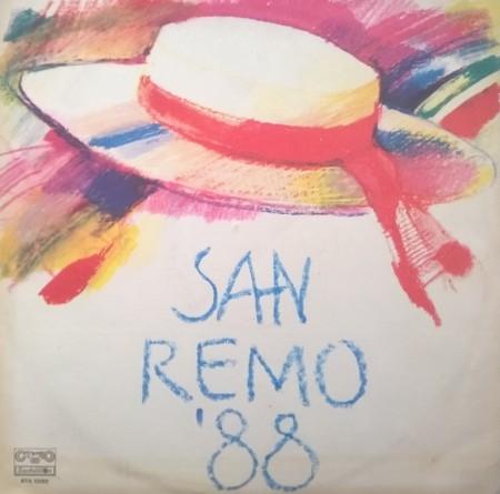 Various – албум San Remo '88