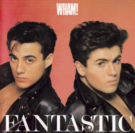 Wham! – албум Fantastic (CD)