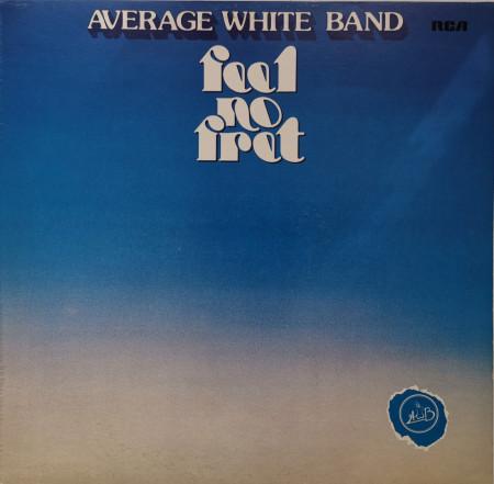 Average White Band – албум Feel No Fret