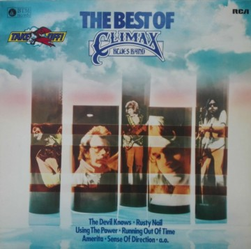 Climax Blues Band ‎– албум The Best Of Climax Blues Band изображения