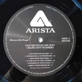 Crash Test Dummies – албум God Shuffled His Feet