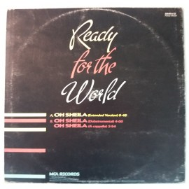Ready For The World – сингъл Oh Sheila