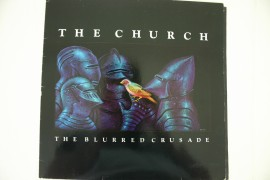 The Church ‎– албум The Blurred Crusade изображения
