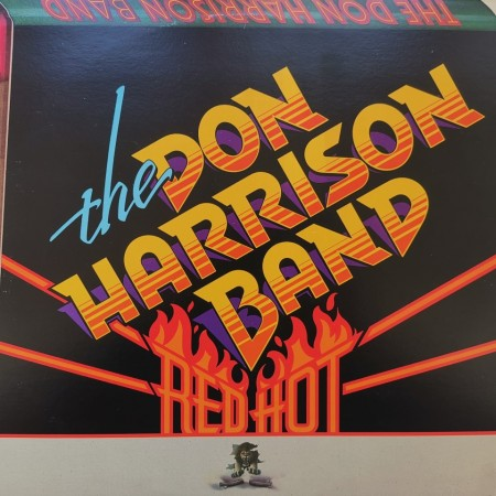 The Don Harrison Band – албум Red Hot