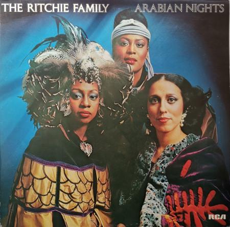 The Ritchie Family – албум Arabian Nights
