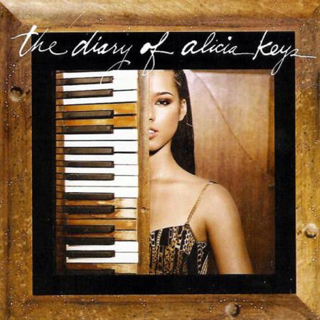 Alicia Keys – албум The Diary Of Alicia Keys (CD)