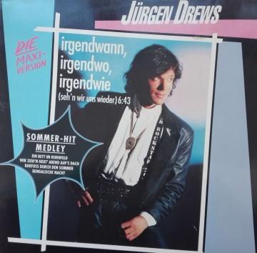 Jürgen Drews – албум Irgendwann, Irgendwo, Irgendwie (Seh'n Wir Uns Wieder)