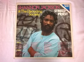 Shannon Jackson & The Decoding Society ‎– албум Street Priest изображения