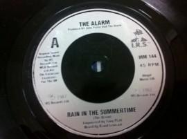 The Alarm – сингъл Rain In The Summertime