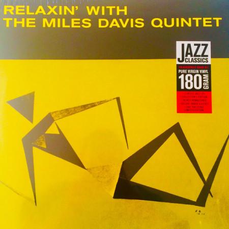 The Miles Davis Quintet – албум Relaxin' With The Miles Davis Quintet