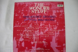 The Wonder Stuff ‎– албум The Eight Legged Groove Machine изображения