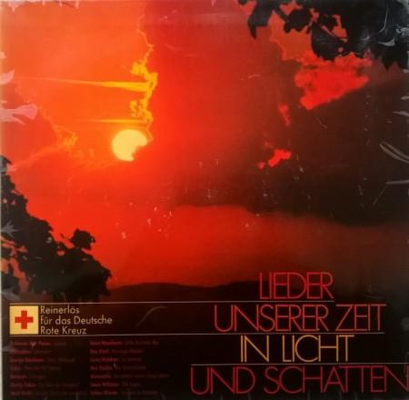 Various – албум Lieder Unserer Zeit In Licht Und Schatten