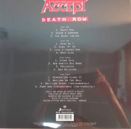 Accept – албум Death Row