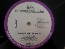 Candido – сингъл Jingo / Dancin' And Prancin'