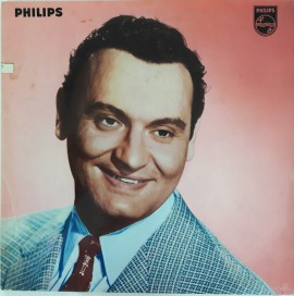 Frankie Laine ‎– албум Showcase Of Hits