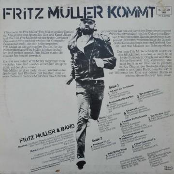 Fritz Müller – албум Fritz Müller Rock