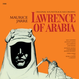 Maurice Jarre – албум Lawrence Of Arabia