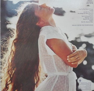 Nicolette Larson – албум In The Nick Of Time