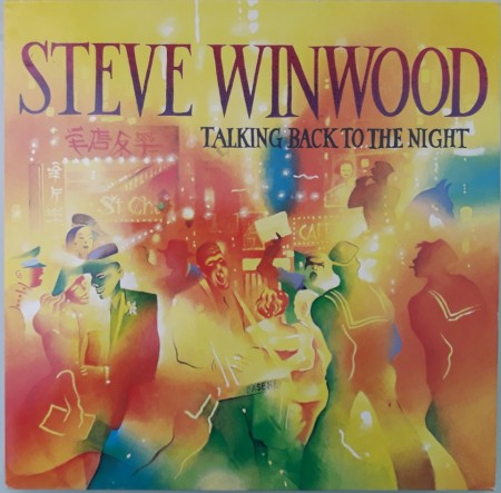 Steve Winwood ‎– албум Talking Back To The Night