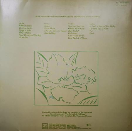 Stevie Wonder – албум Journey Through The Secret Life Of Plants