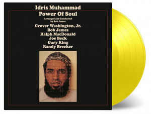 Idris Muhammad – албум Power Of The Soul