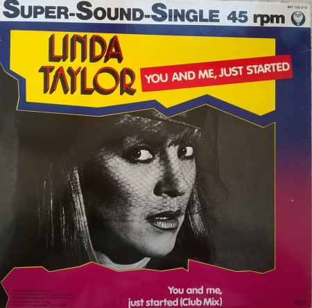 Linda Taylor – сингъл You And Me Just Started