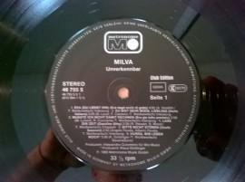 Milva – албум Unverkennbar