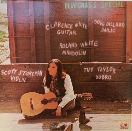 Various – албум Bluegrass Special