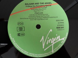 Balaam & The Angel – сингъл I'll Show You Something Special