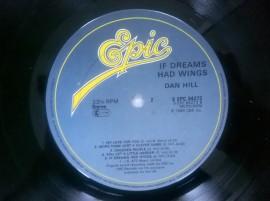 Dan Hill – албум If Dreams Had Wings