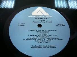 Dawn Featuring Tony Orlando – албум Tuneweaving