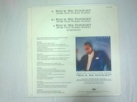 Freddie Jackson – сингъл Rock Me Tonight (For Old Times Sake)