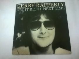 Gerry Rafferty – сингъл Get It Right Next Time