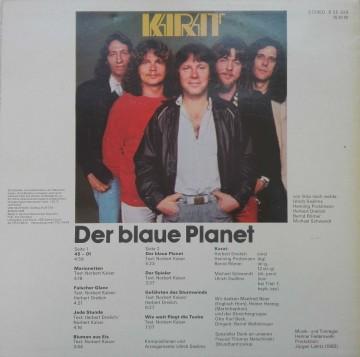 Karat – албум Der Blaue Planet