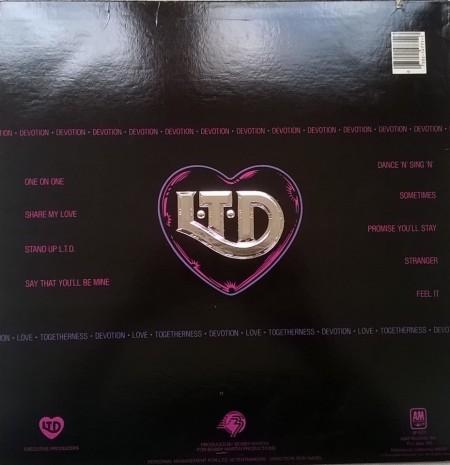 L.T.D. – албум Devotion