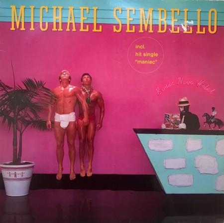 Michael Sembello – албум Bossa Nova Hotel