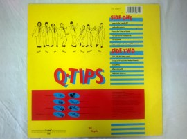 Q-Tips Featuring Paul Young ‎– албум Q-Tips Featuring Paul Young
