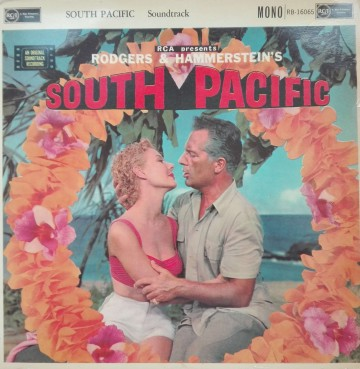Rodgers & Hammerstein ‎– албум RCA Presents Rodgers & Hammerstein's South Pacific