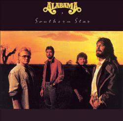 Alabama – албум Southern Star (CD)