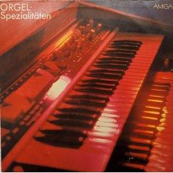 AMIGA Studio Orchester – албум Orgel Spezialitäten