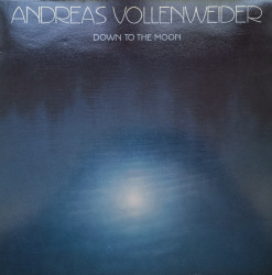 Andreas Vollenweider – албум Down To The Moon