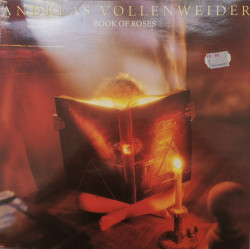 Andreas Vollenweider – албум Book Of Roses (Sixteen Episodes / Four Chapters)